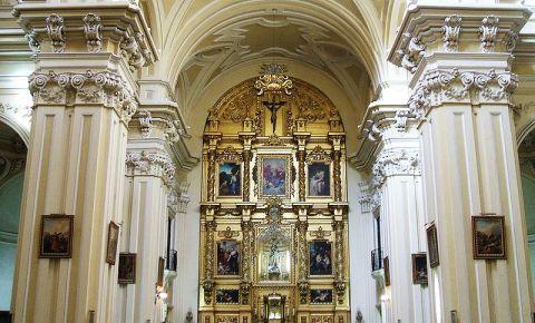 Biserica San Cayetano din Madrid