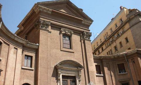 Biserica San Marcos din Madrid
