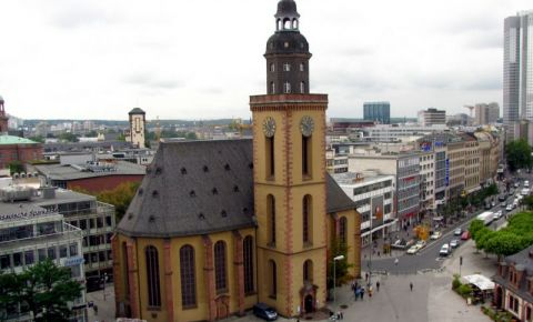 Biserica Sfanta Ecaterina din Frankfurt