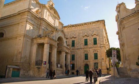 Biserica Sfanta Ecaterina din Valletta