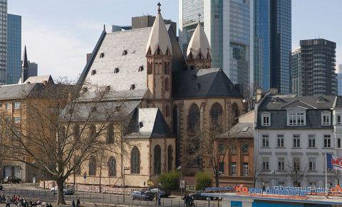 Biserica Sfantul Leonhard din Frankfurt