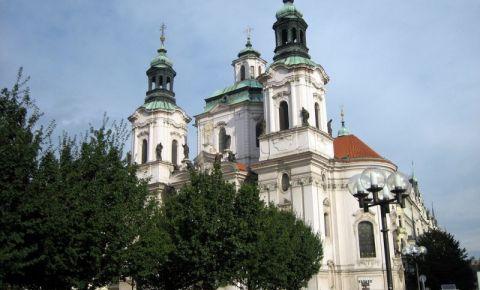 Biserica Sfantul Nicolae din Praga