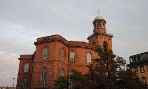 Biserica Sfantul Pavel din Frankfurt