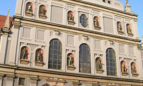 Biserica Sfantului Mihail din Munchen