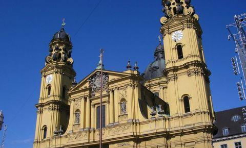 Biserica Theatine din Munchen