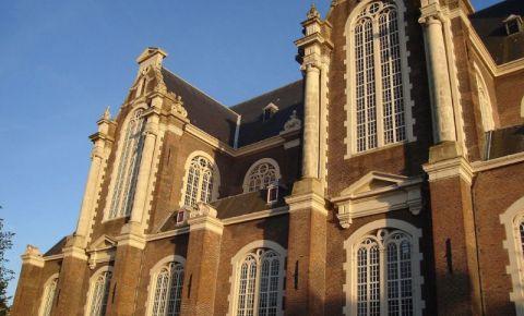 Biserica Westerkerk din Amsterdam