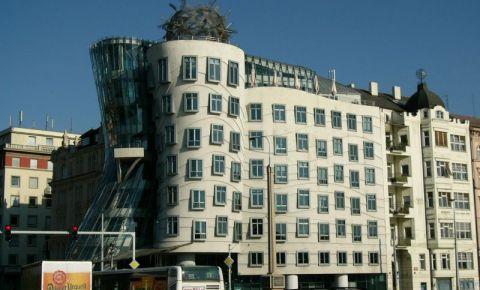 Casa care Danseaza din Praga