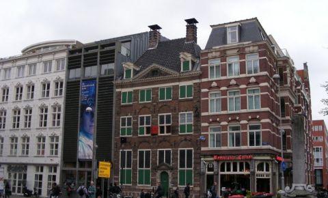 Casa Memoriala Rembrandt din Amsterdam