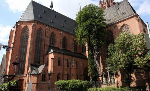 Catedrala Sfantului Bartolomeu din Frankfurt
