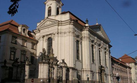 Catedrala Sfintii Chiril si Metodiu din Praga