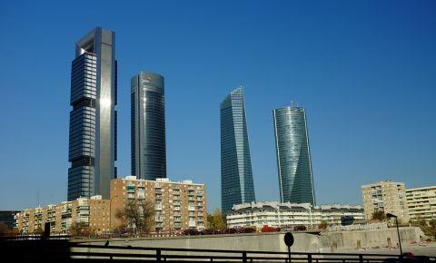 Centrul De Afaceri Cuatro Torres din Madrid
