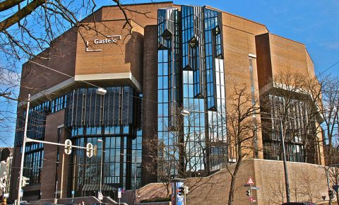 Centrul de Cultura Gasteig din Munchen