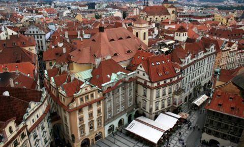 Centrul Istoric al Orasului Praga