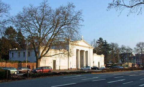Cimitirul Hauptfriedhof din Frankfurt