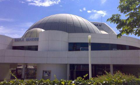 Cinematograful IMAX din Madrid