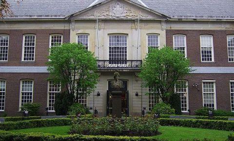 Cladirea Oudemanhuispoort din Amsterdam