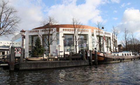Complexul Stopera din Amsterdam