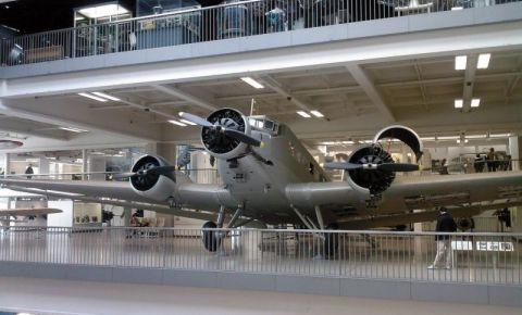 Expozitia Aeronautica a Muzeului Germaniei din Munchen