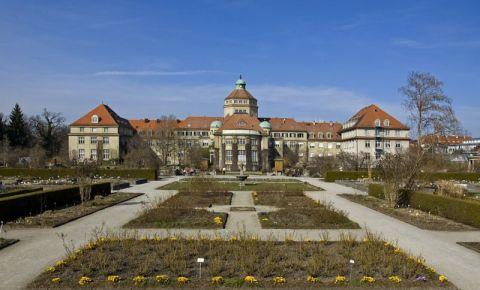 Gradina Botanica din Munchen