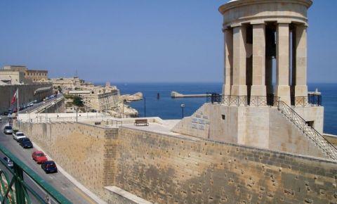 Gradinile Barracca din Valletta (inferioara)