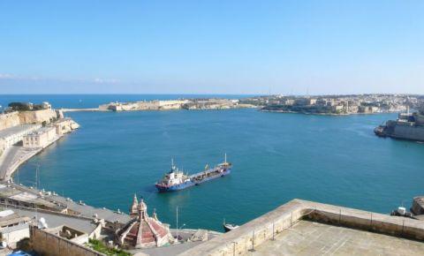 Gradinile Barracca din Valletta (superioara)