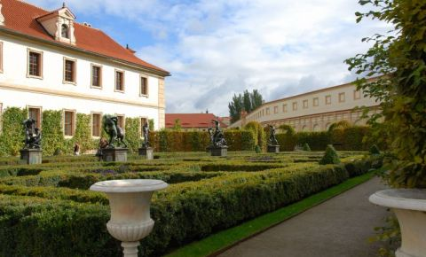 Gradinile Wallenstein din Praga