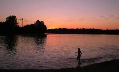 Lacul Feringa din Munchen