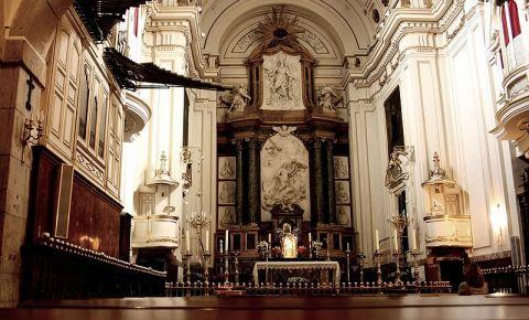 Manastirea de Las Descalzas Reales din Madrid