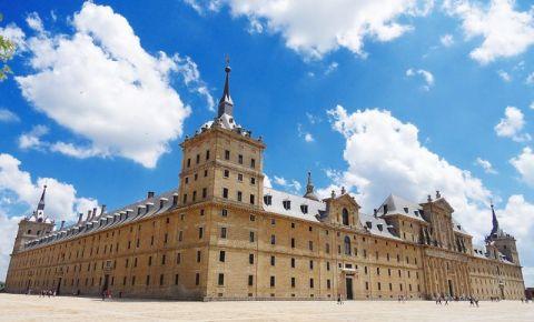 Manastirea El Escorial din Madrid