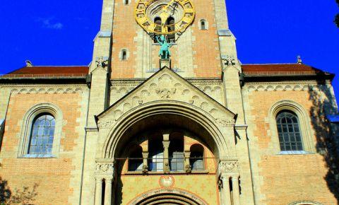 Manastirea Franciscana Sfanta Anna din Munchen