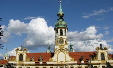 Manastirea Loreta din Praga