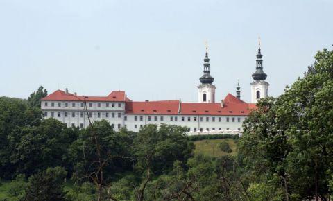 Manastirea Strahov din Praga
