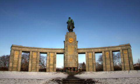 Memorialul Soldatilor Sovietici din Berlin