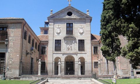 Monasterio de la Encarnacion din Madrid