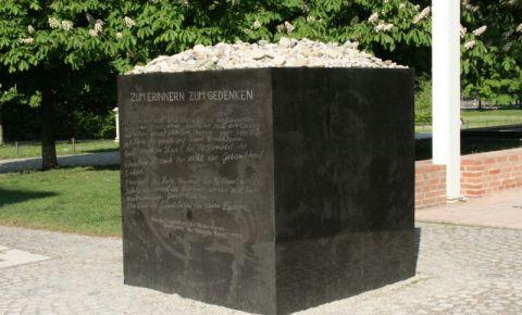 Monumentul Dedicat Grupului de Rezistenta Weisse Rose din Munchen