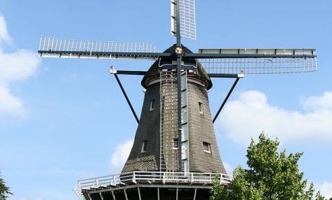 Morile de Vant din Amsterdam