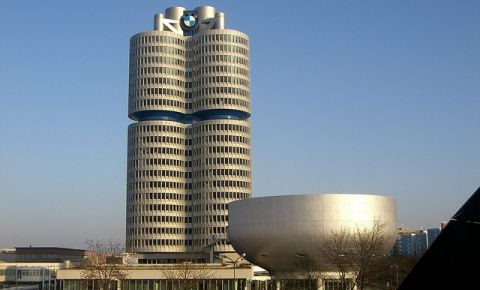 Muzeul BMW din Munchen