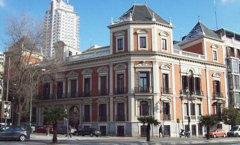 Muzeul Cerralbo din Madrid