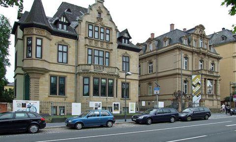 Muzeul Culturilor Lumii din Frankfurt