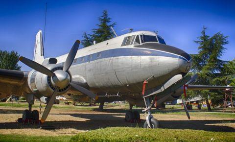 Muzeul de Aeronautica din Madrid