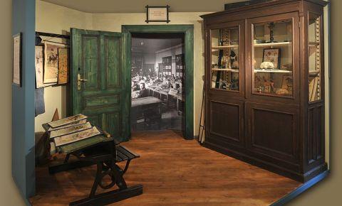 Muzeul de Pedagogie Comenius din Praga