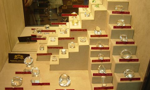 Muzeul Diamantelor din Amsterdam