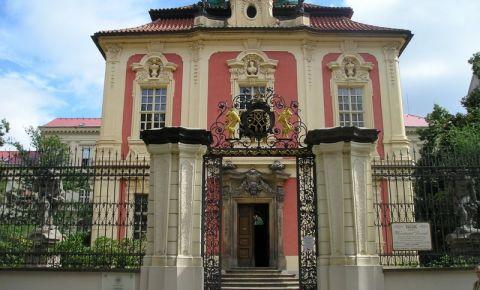 Muzeul Dvorak din Praga
