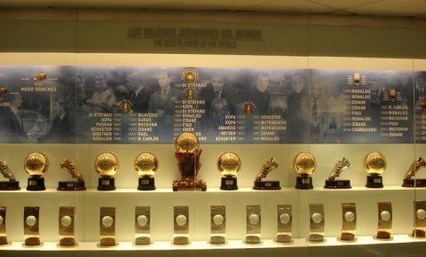 Muzeul Echipei de Fotbal Real Madrid