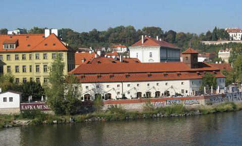 Muzeul Franz Kafka din Praga