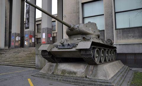 Muzeul Militar din Praga