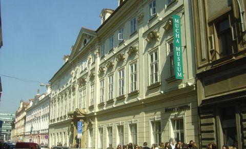 Muzeul Mucha din Praga
