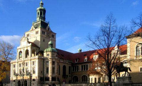Muzeul National al Bavariei din Munchen