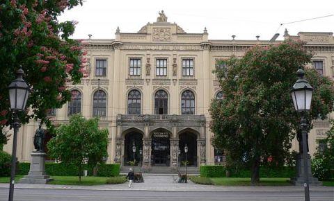 Muzeul National de Etnologie din Munchen