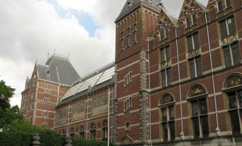 Muzeul National Olandez din Amsterdam